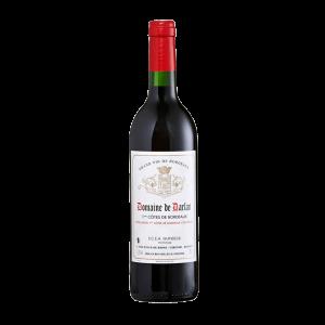 vin rouge cotes de bordeaux 2004