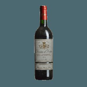 vin-guindeuil-domaine-darlan-1996-côtes-bordeaux - vieille-vigne
