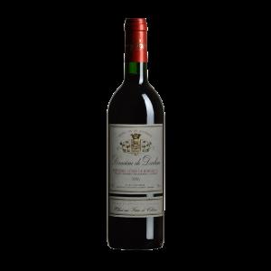 vin-guindeuil-domaine-darlan-1996-fûts-chêne-côtes-bordeaux