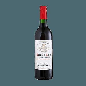 vin rouge cotes de bordeaux 1989