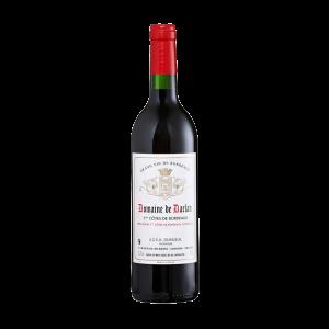 vin rouge cotes de bordeaux 1995