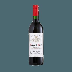 vin rouge cotes de bordeaux 2000