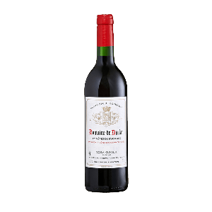 Domaine de Darlan - Côtes de Bordeaux Rouge 2013
