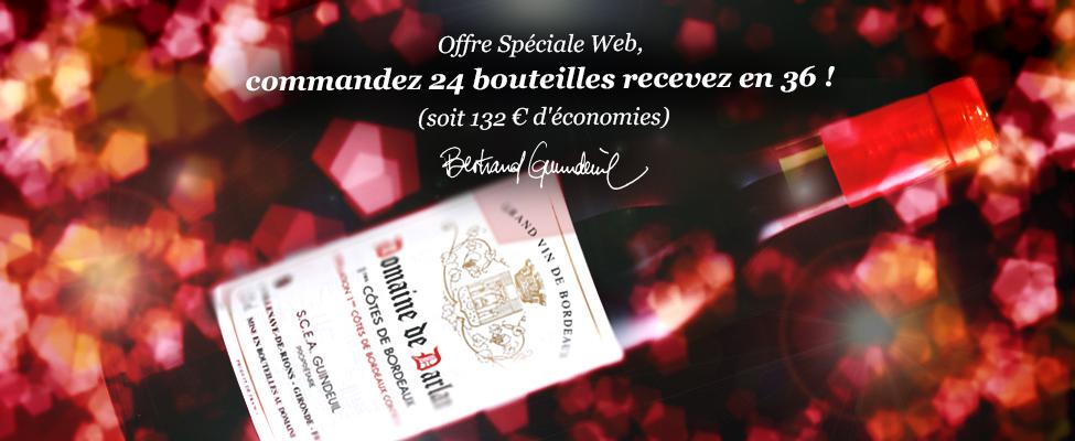 Promo Cote de Bordeaux